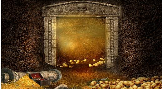 Verdens største guldskat