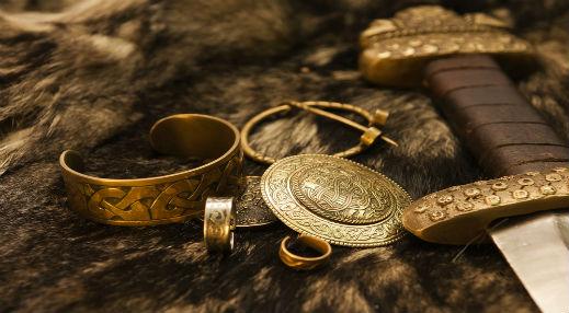 Vikingeskat fundet i Tyskland