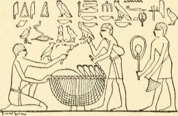 Ancient Egypt barter trade