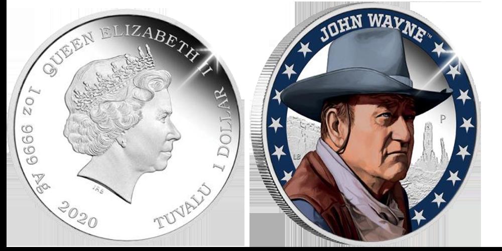 John Wayne er en af de mest populære amerikanske entertainere i det 20. århundrede, og har medvirket og instrueret mere end 170 film gennem sin karriere på 50 år.