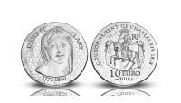 Karl XIV Johan og dronning Desideria