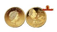 Køb den første mønt med motiv af H.C Andersens mest berømte citat!
