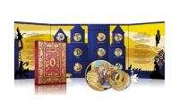 Spar 828 kr. på en fantastisk rejse med H.C. Andersen! - alle 11 medaljer.