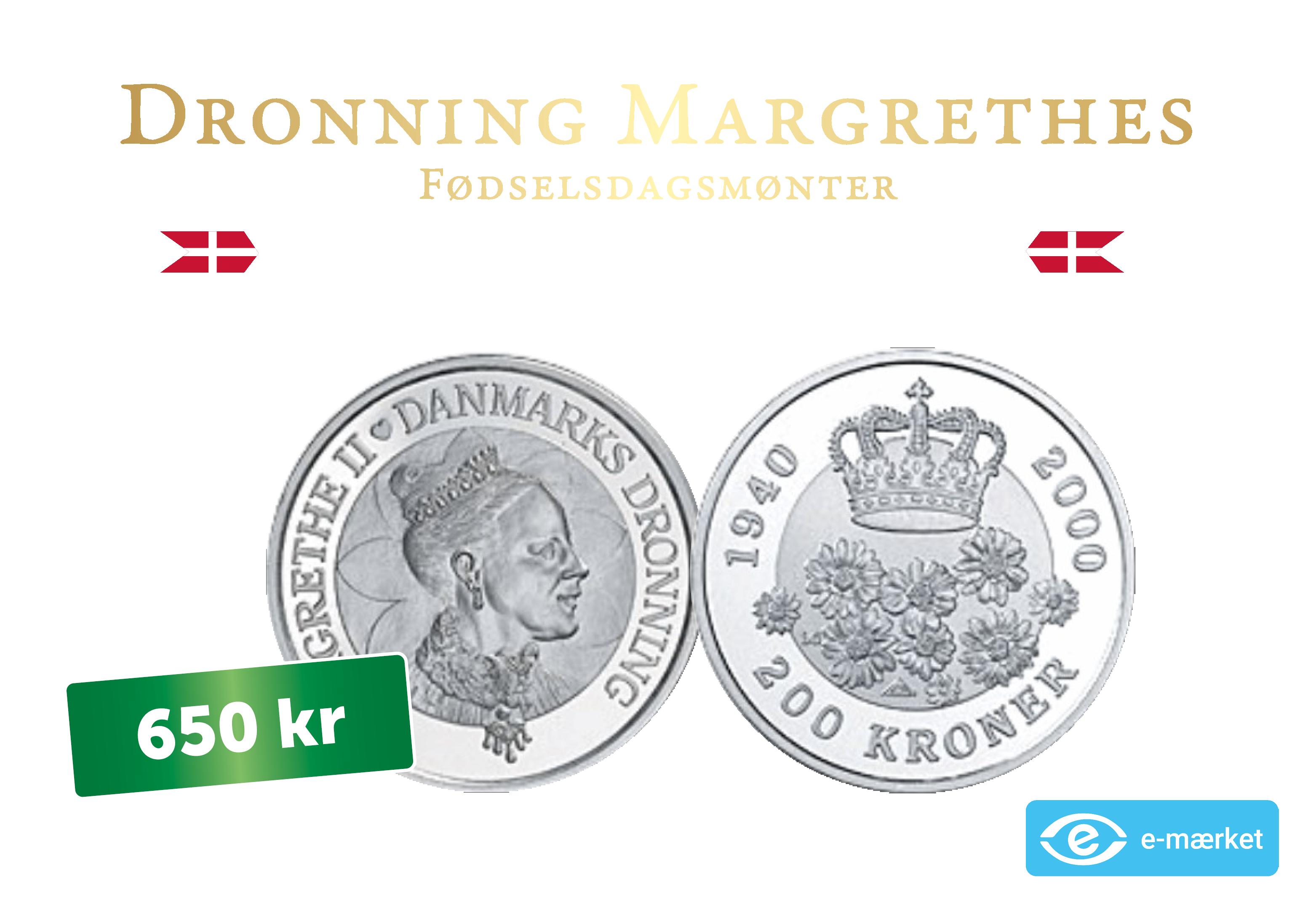 Dronning Margrethe II's 60-års fødselsdag, 2000