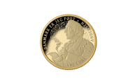 Køb vores helt nye og eksklusive guldmønt med i 24 karat guld er i bedste samlerkvalitet. Kun hos Mønthuset Danmark.