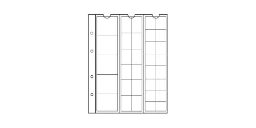 2cdb1eab Plastiklommer med blandede størrelser - 5 sider i alt 165 møntlommer -  DiverseVores historie i dine hænder!