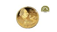 Den første Fairmined guldmønt med motiv af H.C. Andersen nogensinde!