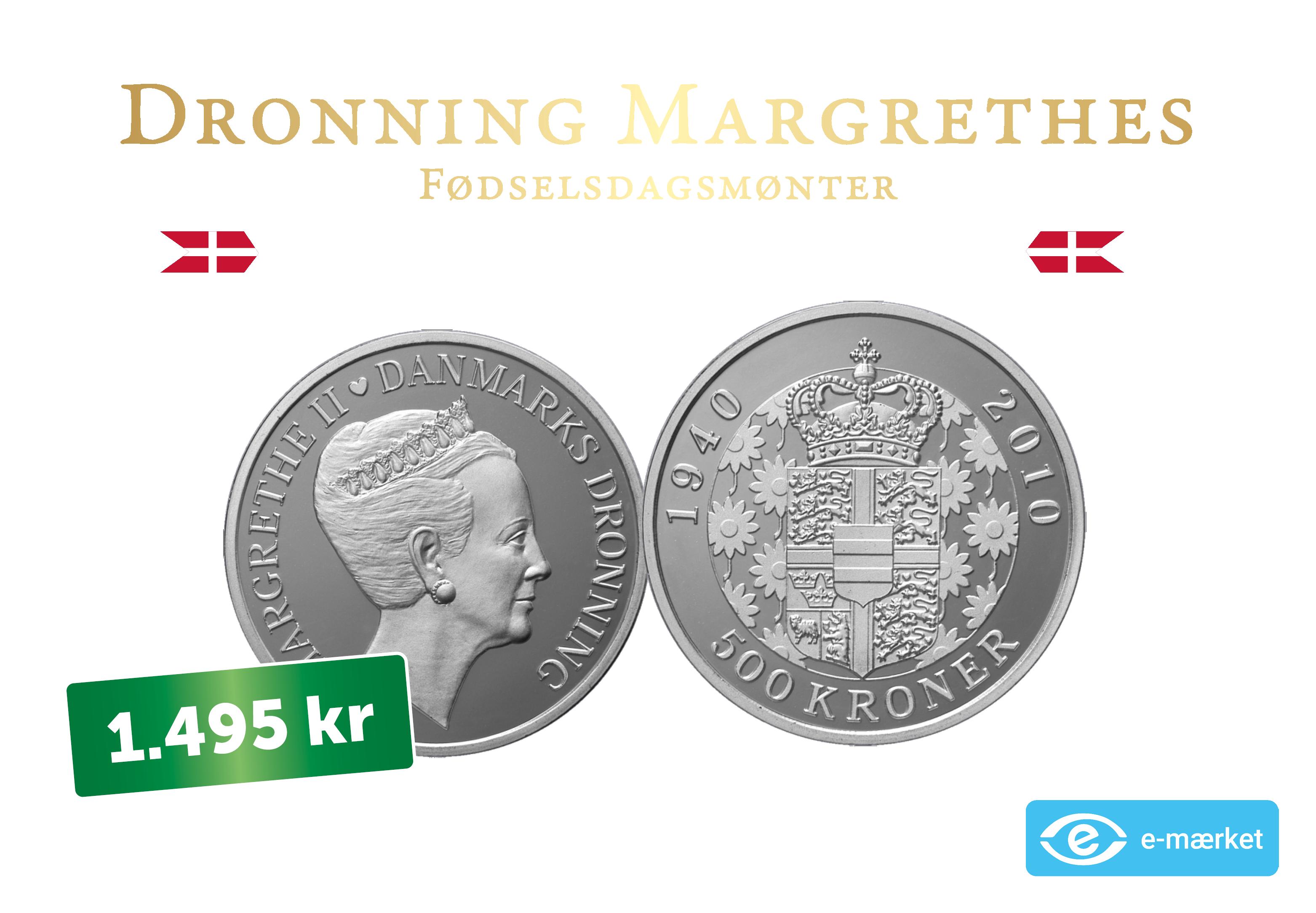 Dronning Margrethe II's 70-års fødselsdag, 2010