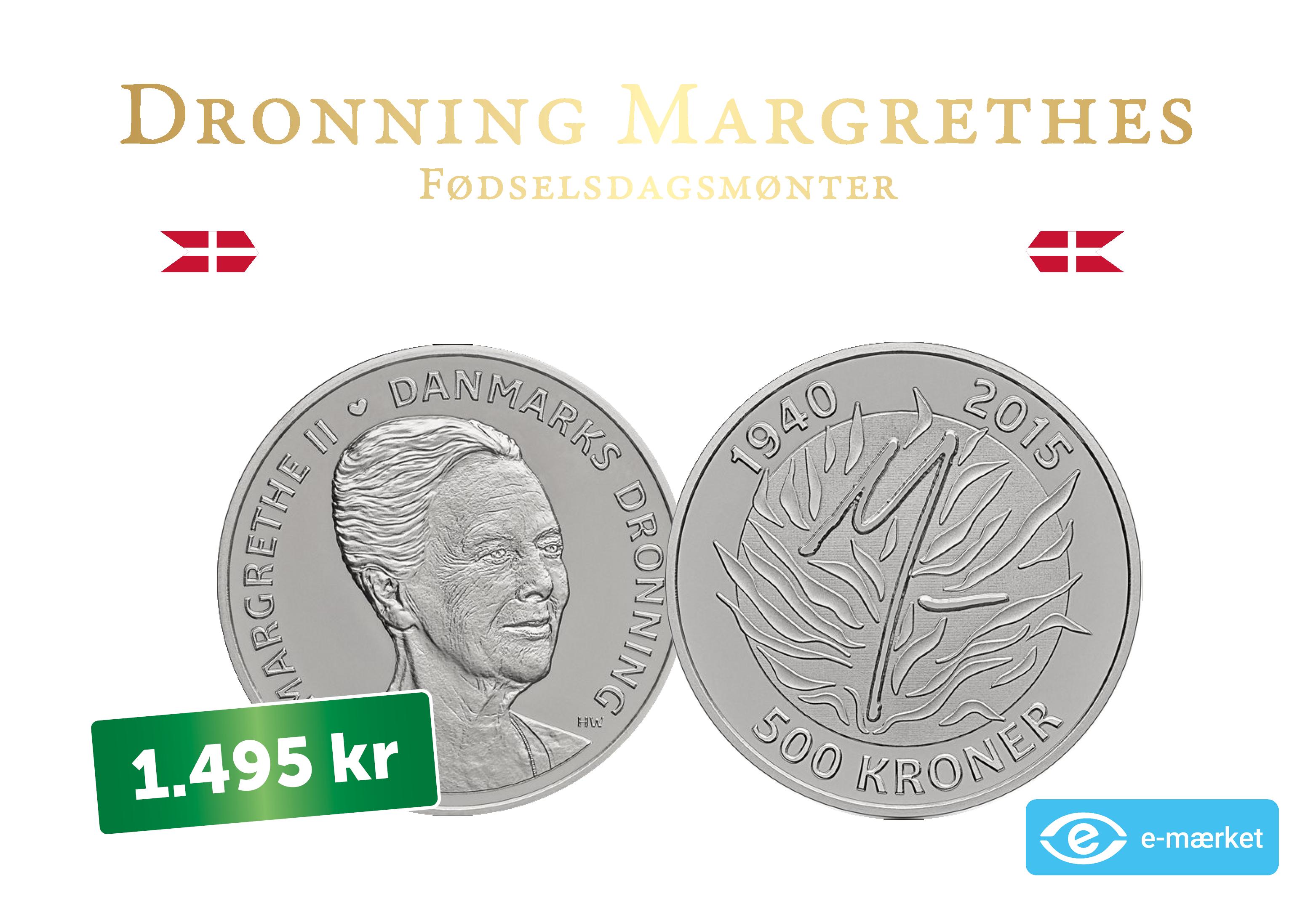 Dronning Margrethe II's 75-års fødselsdag, 2015