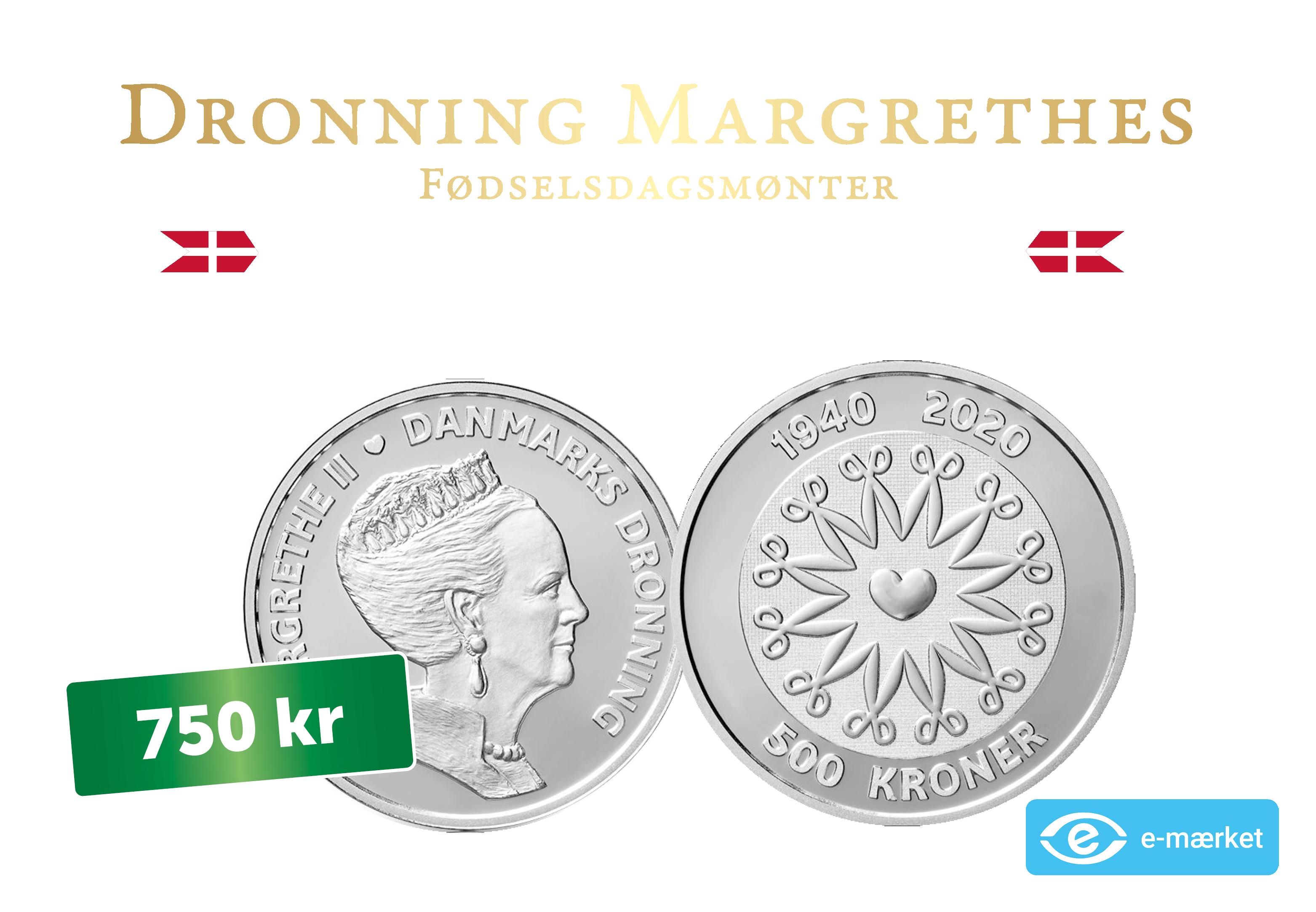 Dronning Margrethe II's 80-års fødselsdag, 2020
