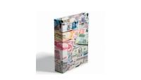 Flot album til opbevaring af pengesedler