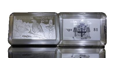 Fejr 30-årsdagen for den amerikanske Silver Eagle-mønt