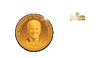 Joe Biden er født den 20. november 1942 i Scranton i Pennsylvania i USA. Han forsøgte  både i 1988 og 2008 at blive Demokraternes præsidentkandidat, men afbrød under valgkampen. I dag er han blevet USAs præsident for de næste 4 år. Mønthuset Danmark markerer denne historiske dag med en nyhed til dig.
