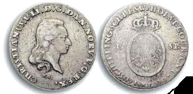 Daleren var hovedmøntenhed i Danmark frem til kronesystemets indførelse i 1873, hvor en speciedaler blev vekslet til 4 kr.