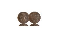 1 skilling Christian VII 1771 - Danmarks mest almindelige mønt i over 200 år