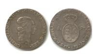 Christian VII Speciedaler  Slesvig 1787-1808