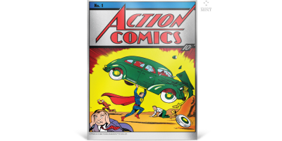DC Comic - Action #1