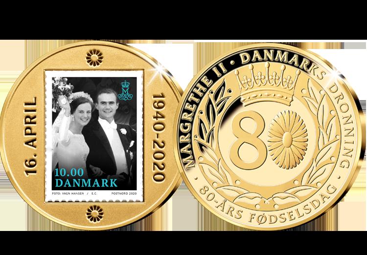 Dronning Margrethe 80 år - Kronprinesse Margrethes bryllup, 1967