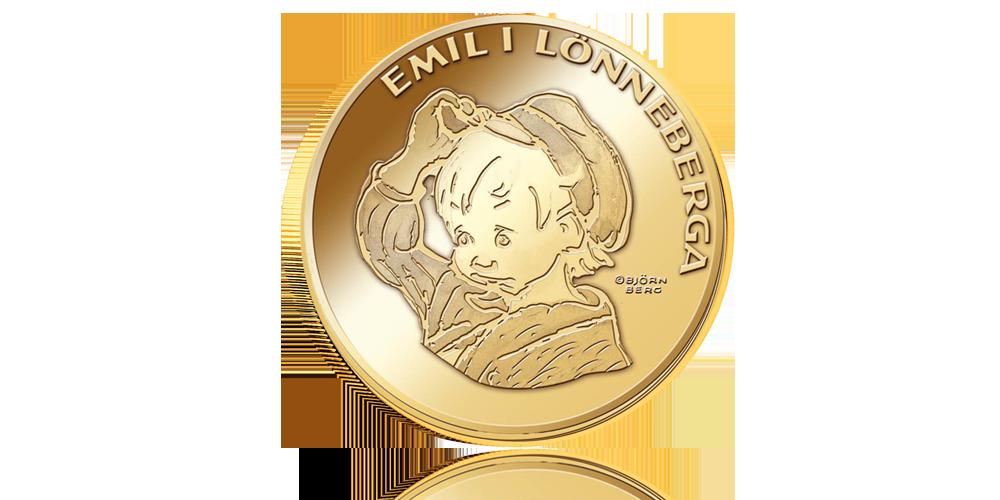 Astrid Lindgrens Emil med kasket - 10 g