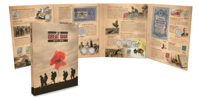 En flot samling fra Første Verdenskrig