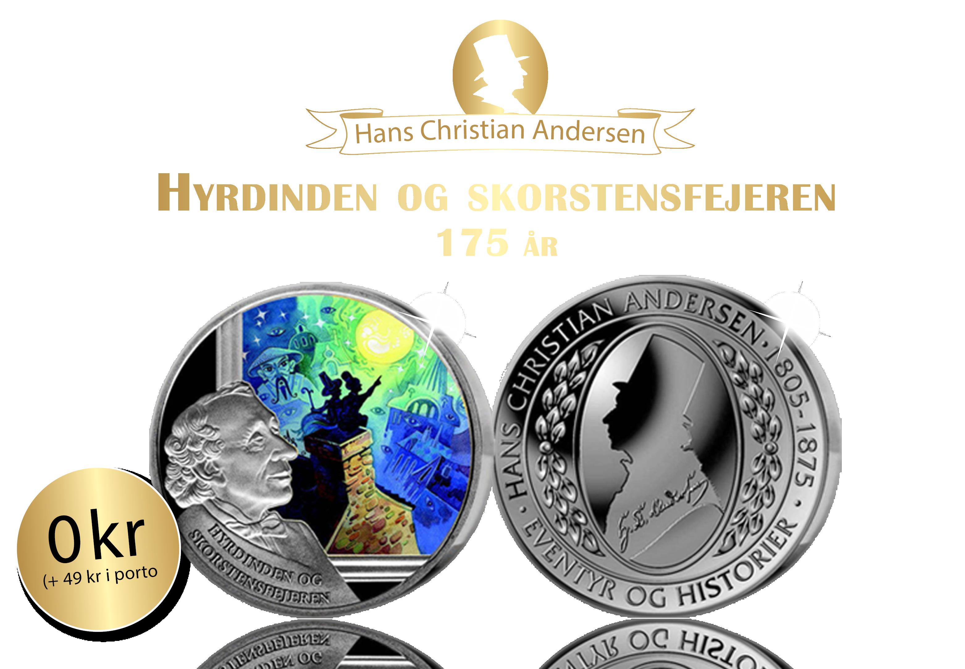 Hyrdinden og Skorstensfejeren 175 år