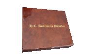Specialdesignet møntskrin til din H.C. Andersen samling