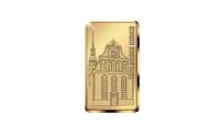 Danmarks Kulturskat: Holmens Kirke 5 gram guldbarre