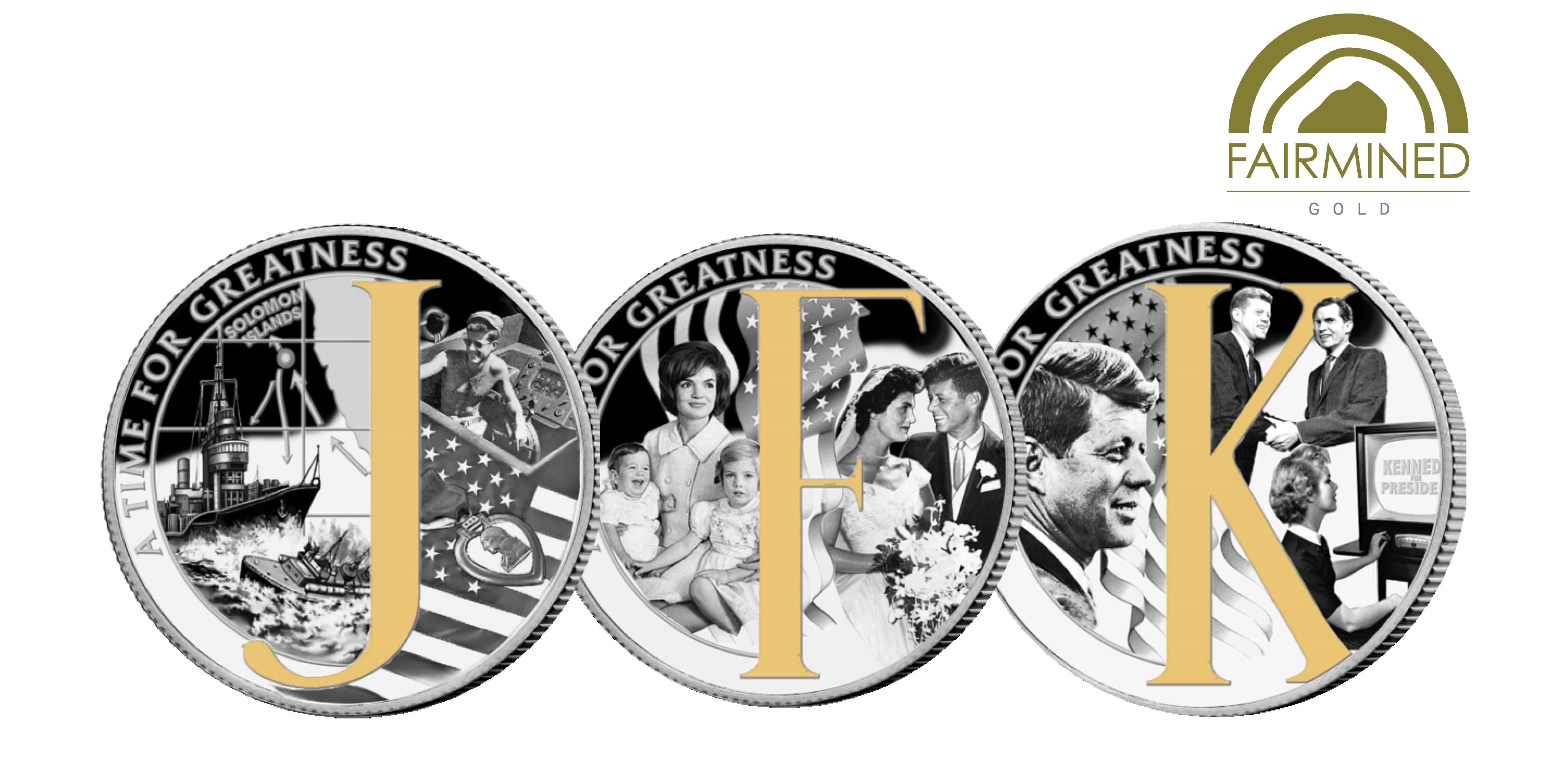 Et eksklusivt minde om John F. Kennedyog de centrale øjeblikke, der formede ham til den store leder, som vi husker ham som i dag.
