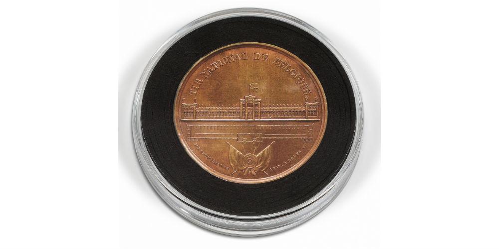 Store mønt beskyttelseskapsler 29 - 76 mm