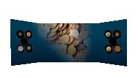 Kong Christian X Typesæt - 8 mønter