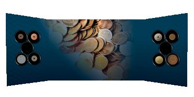Christian X Typesæt - 8 mønter
