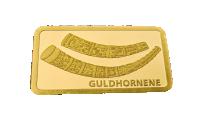 Danmarks Kulturskat Guldhornene 5 gram