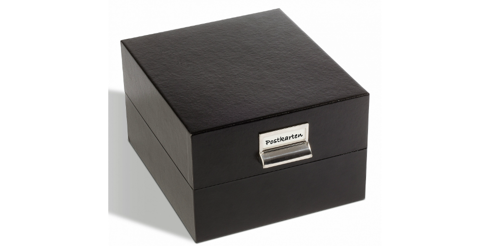 LOGIK arkivboks til møntsæt eller andre samleobjekter op til størrelsen 220 × 168 mm. (A5)