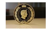 Skt. Helena war gigant medalje – Napoleon I