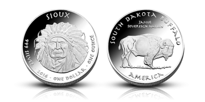 Native American Silver Dollar Collection