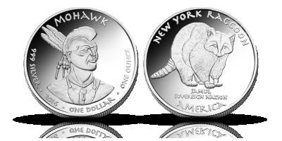 Native American Silver Dollar Collection