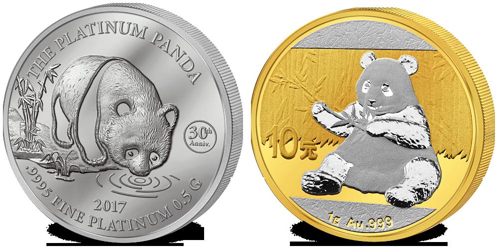 Dobbelt jubilæum møntsæt