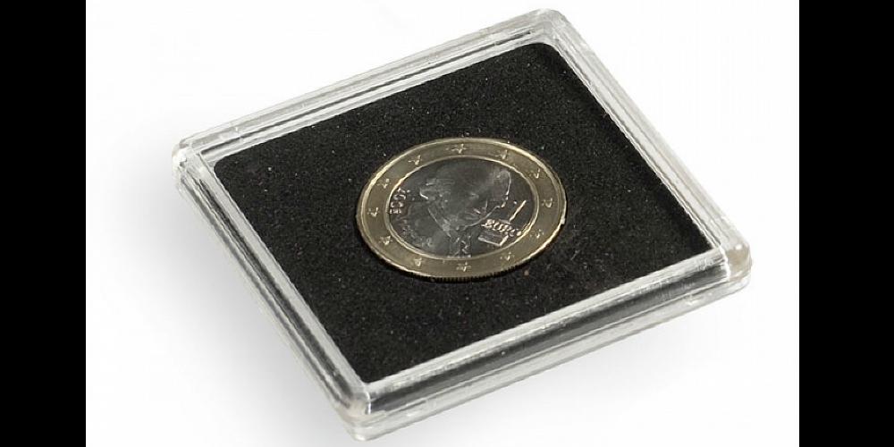 Quadrum kapsel med indlæg 26 mm