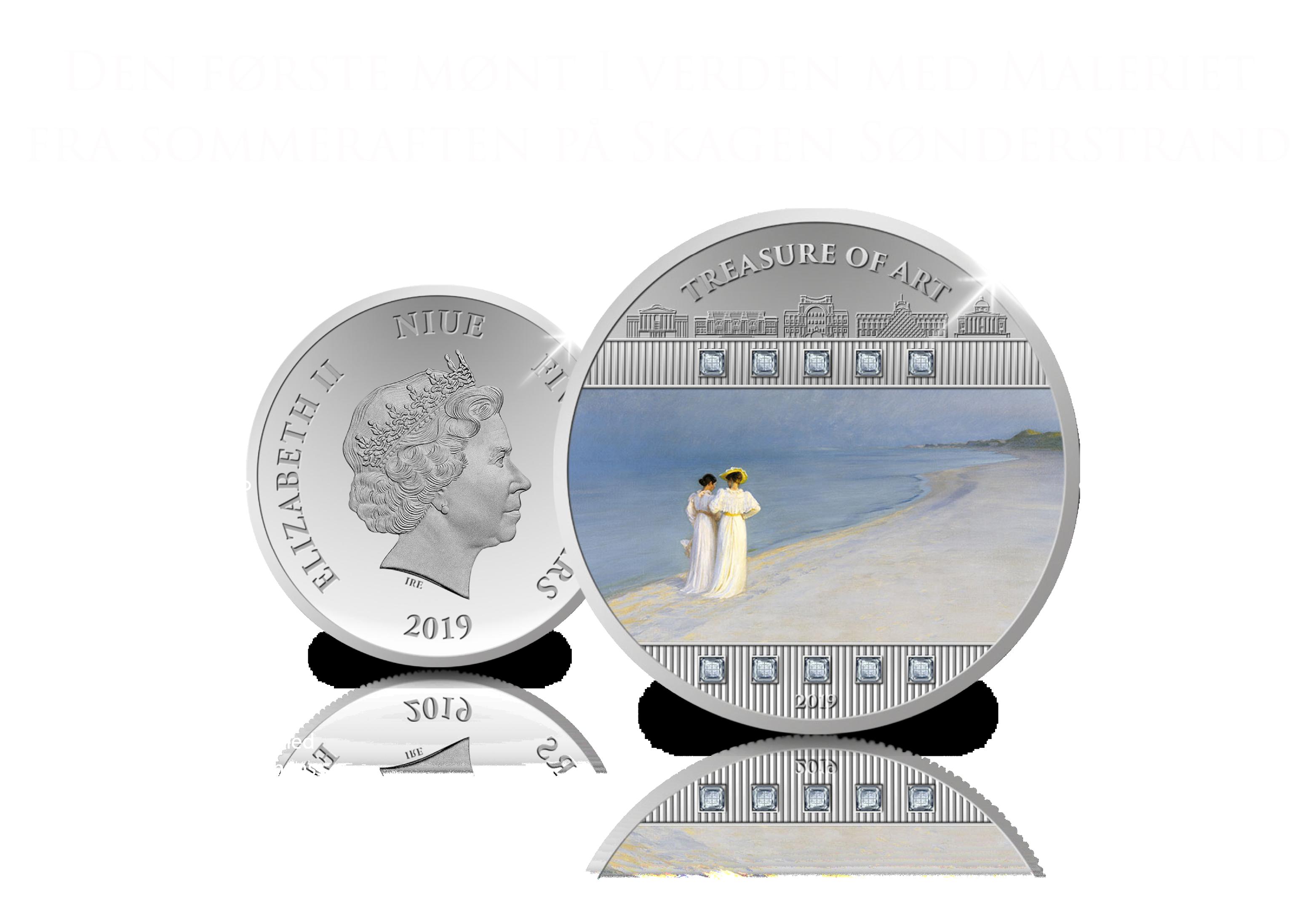 Sommeraften på Skagen Sønderstrand med den berømte Skagensmaler P.S. Krøyer