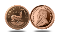 Special 2019 ¼ Oz Krugerrand 100 years Remembrance Day