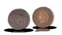 Hvordan ville det føles at holde de rigtige mønter fra det vilde vesten i din hånd? Nu kan du sikre dig to originale Wild West mønter til en samlet pris på kun 395 kr. inkl. porto!